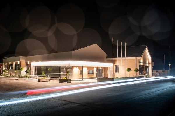 Mehrzweckhalle ÖHA – Öblarner Haus für alle